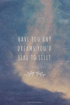 Fleetwood Mac | Dreams #lyrics
