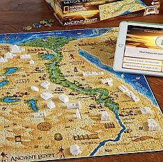 National Geographic 4-D Ancient Civilizations Puzzles