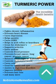 Amazing Turmeric Health Benefits : Turmeric Benefits are many that everyone should know. The curcumin component of turmeric does amazing things in the human body. It is the medicine for many ailments and for prevention of several health conditions. How To Cure Anxiety, Anxiety Help, Prostate Cancer, Breast Cancer, Turmeric Health Benefits, Stomach Ulcers, Depression Help, Wellness, Natural Health Remedies