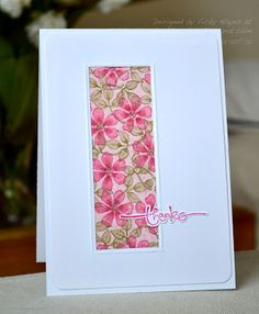 Stampin' Up ideas and supplies from Vicky at Crafting Clare's Paper Moments: Sale-a-bration 2013