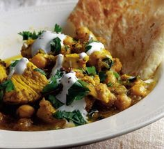 A low-fat curry that's packed with full, fragrant flavour - you can make it in one pot, too