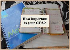 Chasing College: How Important is your GPA for College Admissions?