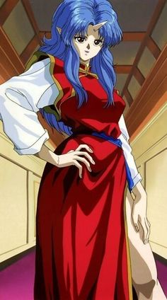 Transgender representation in the 90s vs. 2010s--is it better?  #anime #YYH #pride Yu Yu Hakusho Anime, Then Vs Now, And Peggy, Dark Brown Eyes, Transgender, Anime Characters, Aurora Sleeping Beauty, Manga, Disney Princess