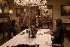 Your first look at the new Gilmore Girls has arrived: A year in the Life.