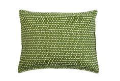 """Green Beads Pillow 14"""" x 18"""" on OneKingsLane.com"""
