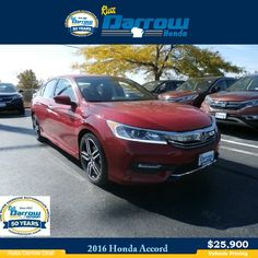 Do you or a friend want a new car with affordable financing? Check out today's Russ Darrow Honda Deal