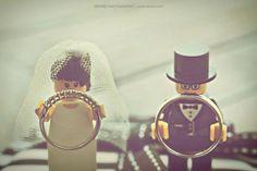 Fotos originales con vuestros anillos de boda | Rosa Clará