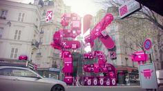 2013 ecard for Kpsule Directed by Vincent Viriot & Laurent Fradet Sound by Antoine Rozan  !!!Happy new year!!! kpsule.me/