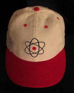 Springfield Isotopes Baseball Cap. Yep 1fe0fb26a147