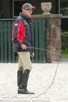 Flatwork Is The Focus Of The First Two Days Of George H. Morris's Gladstone Program   The Chronicle of the Horse