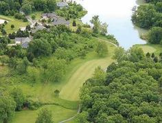 Golf course at Innsbrook -- Innsbrook Resort MO Missouri