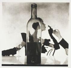 Irving Penn  American, 1917–2009, Man Lighting Girl's Cigarette (Jean Patchett), New York