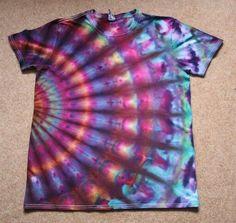 Tie Dye Shirt | 15 Easy DIY Tie Dye Projects Ideas