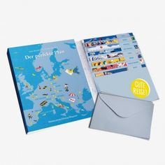 MeterMorphosen Der perfekte Plan Reisepostkarten-Set
