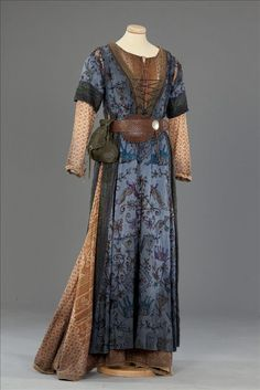 Costumes from mini-series World Without End