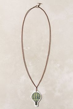 Hot Air Necklace - StyleSays