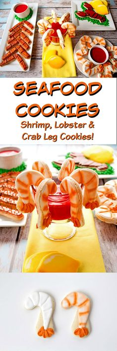 Seafood-Cookies-Yes-they-are-COOKIES-www.thebearfootbaker