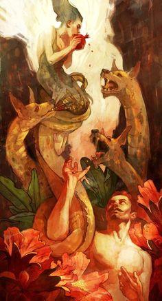 Hades Persephone