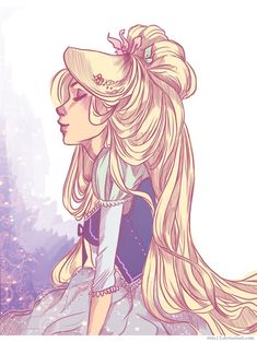 Image detail for -Rapunzel - Disney Princess Fan Art (31232971) - Fanpop fanclubs