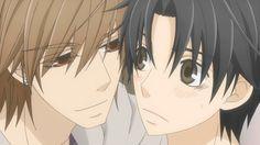Yukina x Kisa aww their so cute (Sekai-ichi Hatsukoi)
