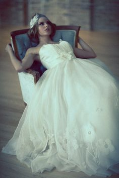 bridal portraits — sonia roselli photo  Dress by www.alicepadrul.com