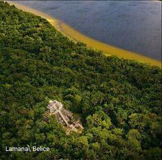Ruinas Mayas,Selva y Playa, todo junto...Belice.