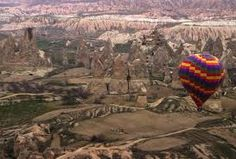 One of the best ways to tour Cappadocia is via hot air balloon. See this amazing landscape in a whole new way. http://turkeytravelguide.com/tour-category/cappadocia-tours/