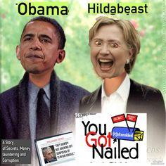 __ Hildabeast E-mails _--->