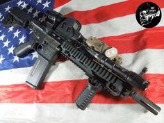 HK416 VFC NSW