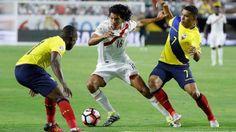 Ecuador no presionó y careció de intensidad durante 35 minutos