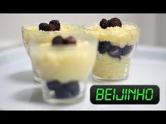 Receita doce de beijinho de microondas com cereal de chocolate. Prático, rápido e gostoso!