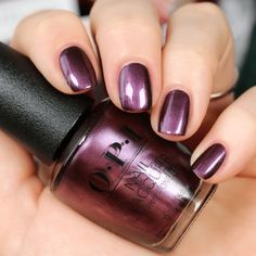 OPI Scotland Collection – Fall 2019 – The Feminine Files – Fancy Nails Opi Nail Colors, Fall Nail Colors, Nail Polish Designs, Nail Designs, Cute Nails, Pretty Nails, Nail Art, Opi Nails, Nail Polishes