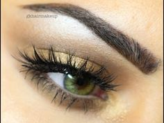 Evening Look with Naked Palette
