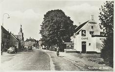 De oude Bredaseweg, hier kom ik regelmatig langs als ik naar het centrum fiets!
