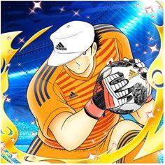 Captain Tsubasa, Goalkeeper, Soccer Players, Dream Team, Neymar, Boys Who, Manga Anime, Cartoons, Characters