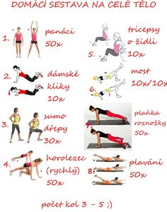 my little at home bodyweight circuit (i