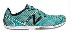 Running shoes - New Balance Minimus. I'm an 8.5, if you're wondering...