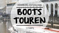 Nicht noch eine Hafenrundfahrt! - 11 außergewöhnliche Bootstouren in Hamburg - von Mit Vergnügen Hamburg