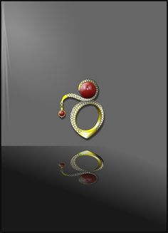 coral yellow 18Kgold.....diamond(email:632002261@qq.com 。。If you want some jewelry design drawings)