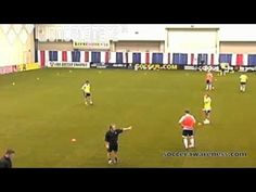 Wayne Harrison SA: My favorite Conditioned Game Forcing Movement OFF & A...