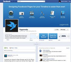 18 Tools to develop your brand on Facebook.
