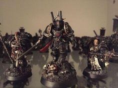 Pre-Heresy Dark Angels