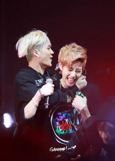 Got7 Mark Tuan & Jackson Wang || MarkSon