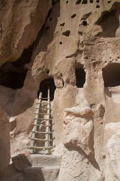 Bandelier National Monument, New Mexico by C Grumboski, via 500px