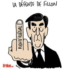François Fillon : sa lettre aux Français - Dessin de Cambon | Urtikan.net