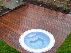 die 31 besten bilder von mini pool mini pool. Black Bedroom Furniture Sets. Home Design Ideas