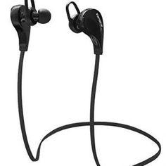 Bluetooth Headphones, Vansky Streamline Series Bluetooth Headset Noise…