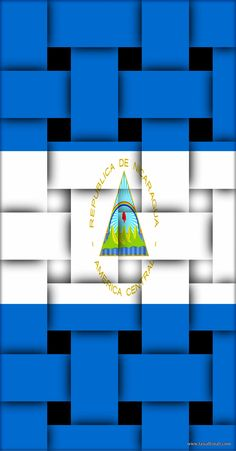 #nicaragua #flag #HD #Wallpapers #for #smartphones #and #tablets