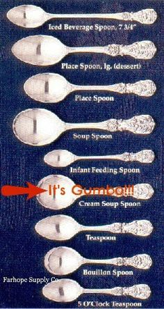 Gumbo Spoons - Fairhope Supply Co.