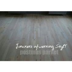 Beuken vloer Junckers parket